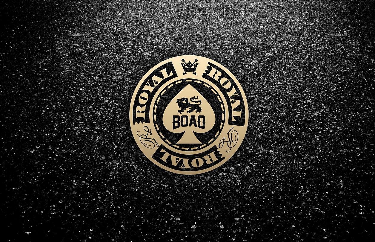 博奥皇家德扑 德州扑克会馆品牌设计|平面|品牌|意开创意品牌设计 - 原创作品 - 站酷 (ZCOOL)
