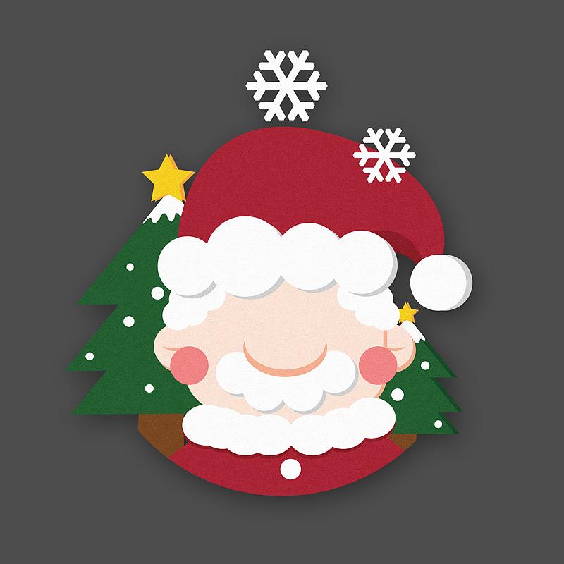 圣诞系列ui小图标图片