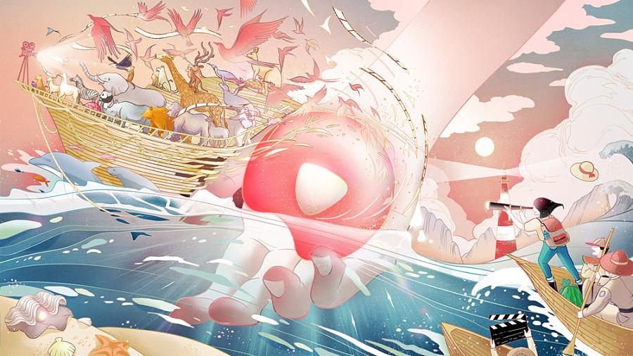 查看《#西瓜视频# 珍珠,精彩鲜活皆因你》原图,原图尺寸:1000x562