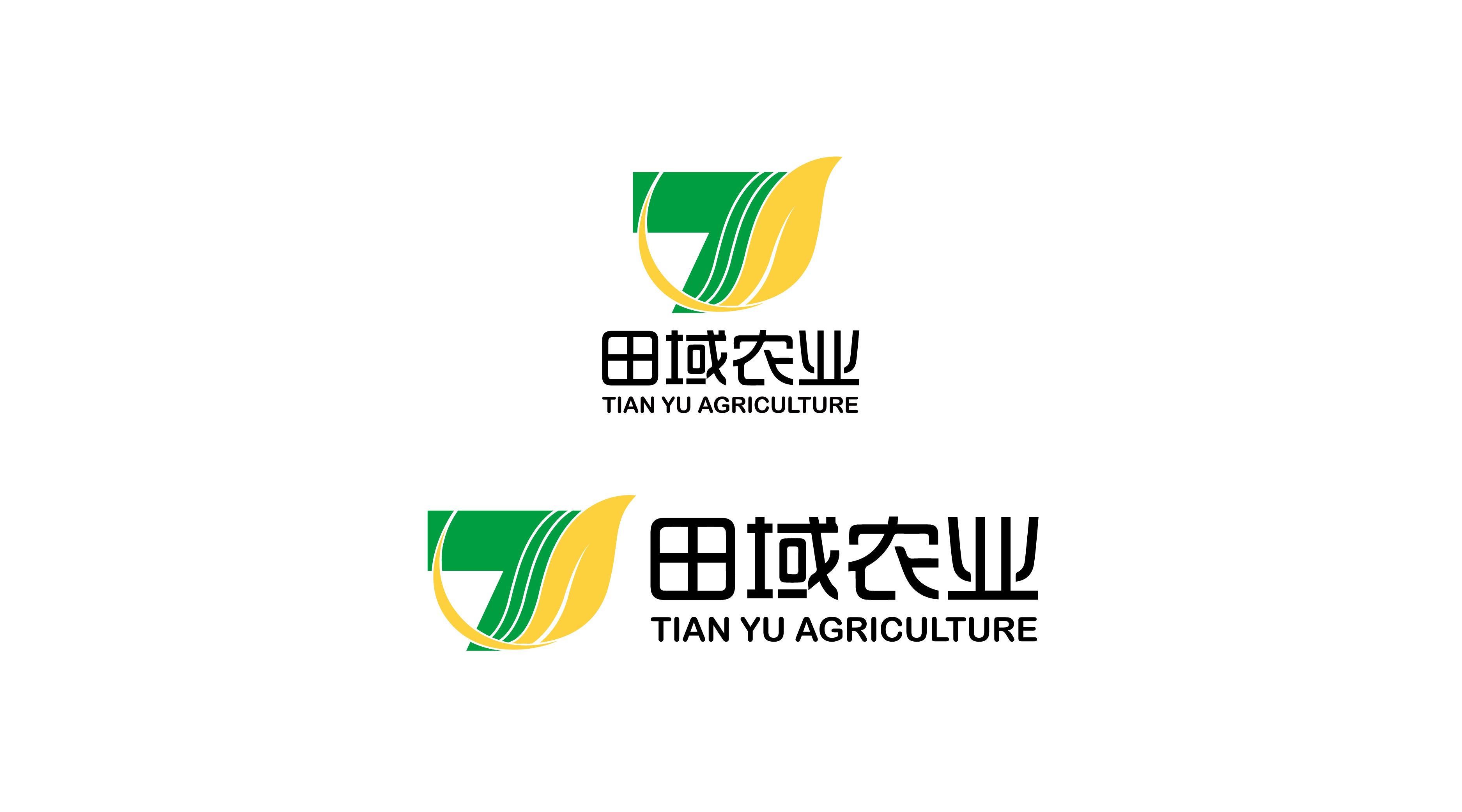 田域农业logo图片