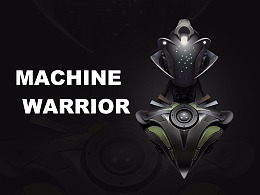 Machine warrior 写实图标