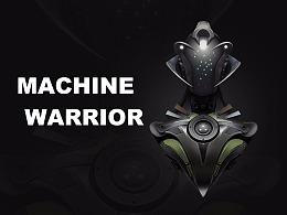 Machine warrior 写实图标