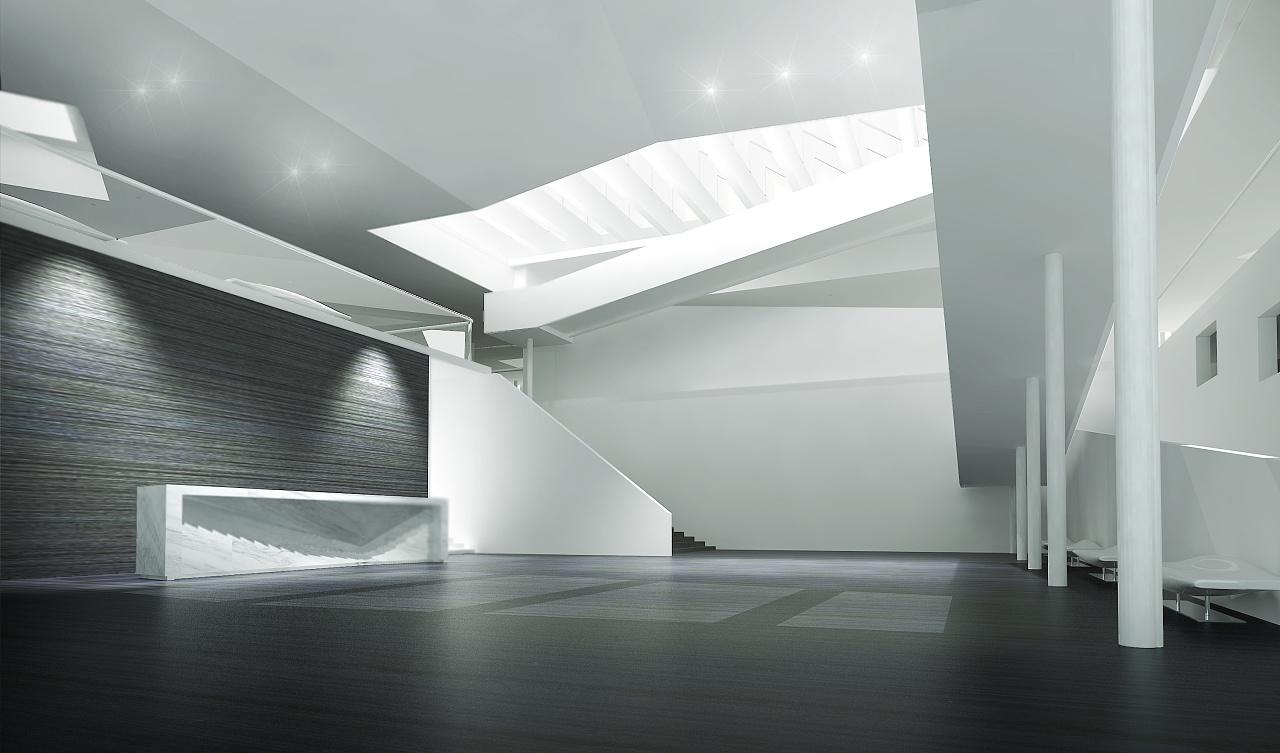 现代美术馆设计