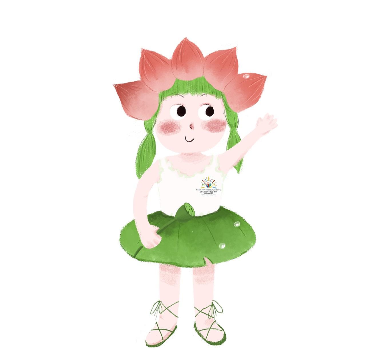 吉祥物设计|插画|商业插画|饭饭茄子 - 原创作品图片