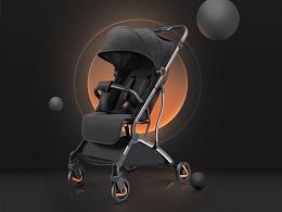 婴儿推车详情页