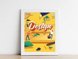 2018 DJI 设计实习生招聘视觉