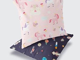 【原创】两款抱枕设计