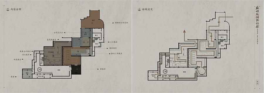 苏州丝绸博物馆|展示/橱窗/店面设计|空间/建筑|杨