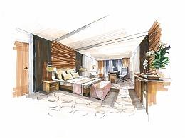 室内设计 | 220平方