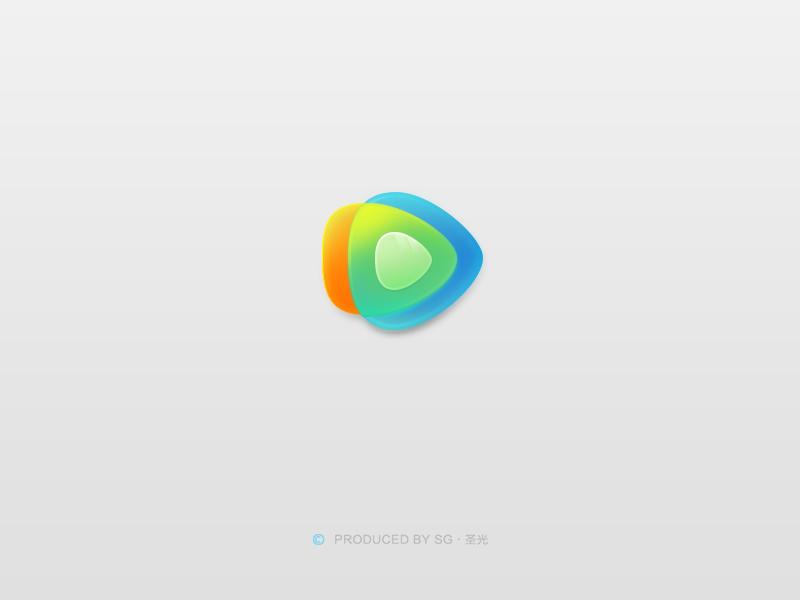 腾讯视频_腾讯视频logo练习