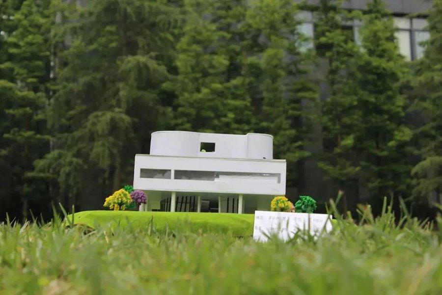 建筑模型——萨伏伊别墅|建筑设计|楼盘/建筑|倩空间岳麓区6别墅图片