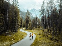 旅拍幕后:极致风光摄影之旅——瑞士站森林徒步穿越
