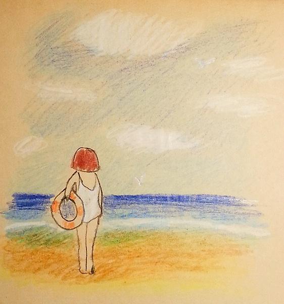 文艺女青年卡通头像_一个文艺女青年的牢狱生活