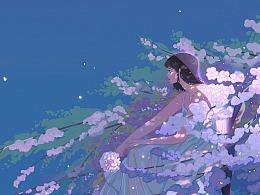 花的记忆(附过程视频)