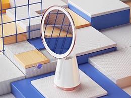 【范芝琳手持美妆镜】创意视觉动画——巨人谷制作