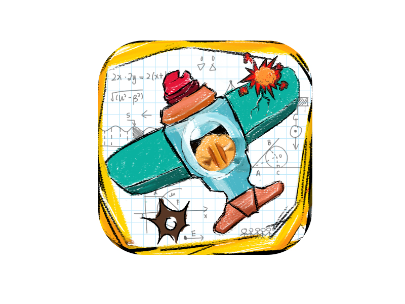 手绘图表 学生作品