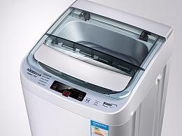 洗衣机修图