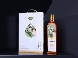 圣智扬作品&芝麻香油包装设计