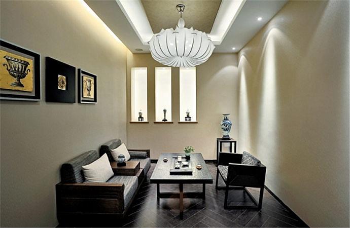 华阳茶楼装修,华阳中式客户装修设计,华阳流程装修效果图家装设计的谈茶楼的茶楼图片