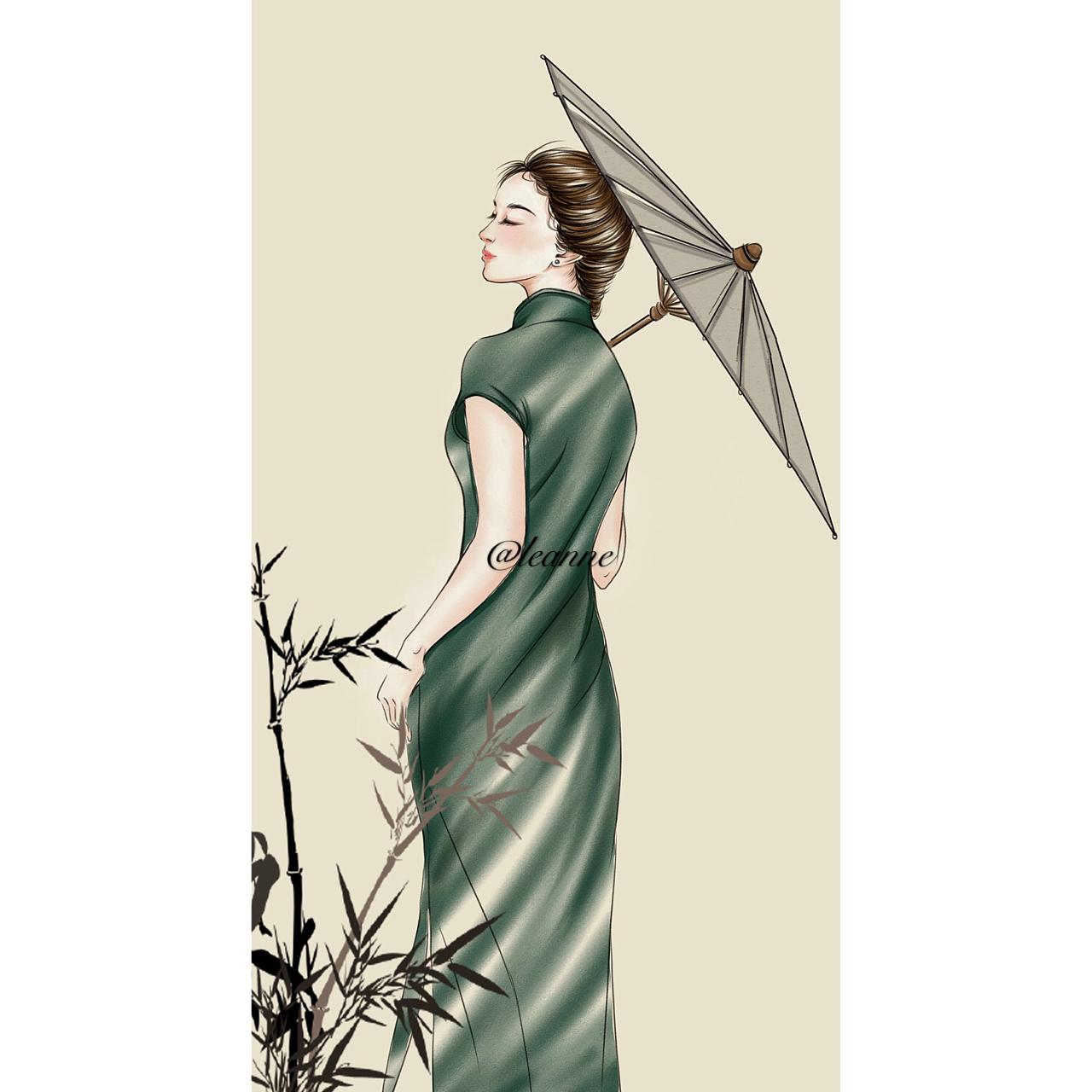 旗袍疙瘩扣的编法图解