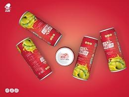 《饮料》包装视觉设计