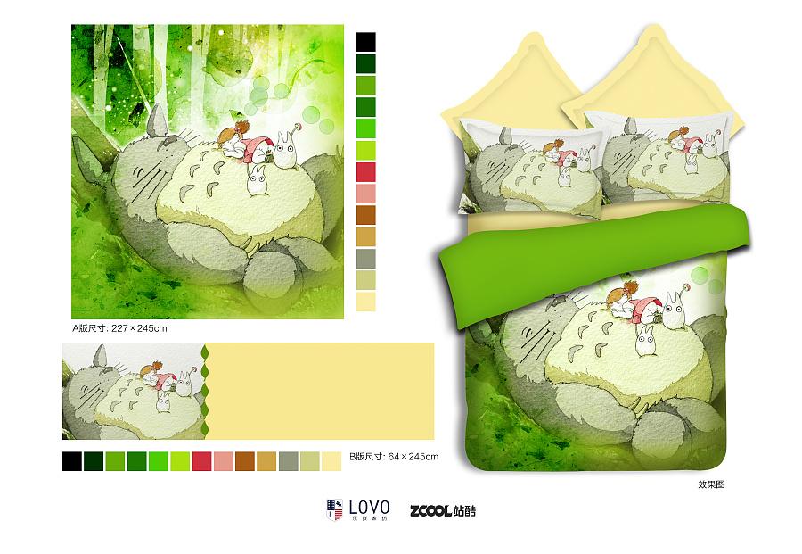 查看《熟睡的龙猫》原图,原图尺寸:4961x3425