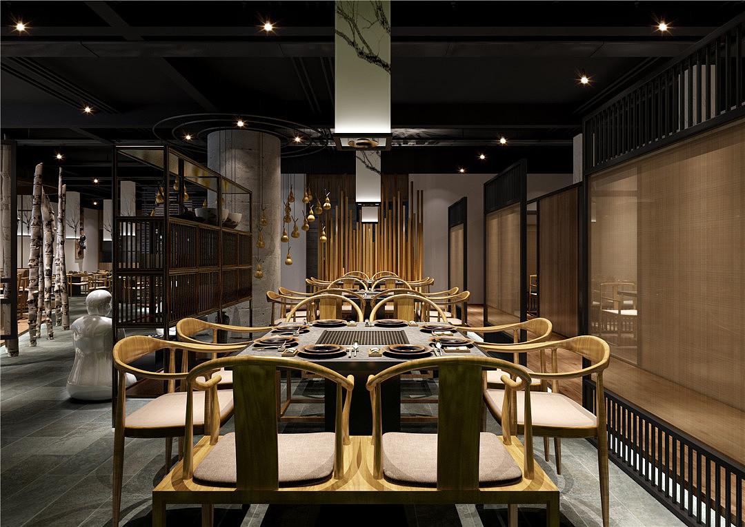 日式餐厅||简阳专业餐厅装修设计公司