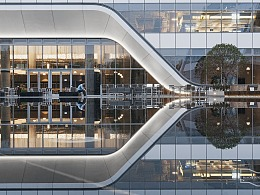 刚柔并济  |  JCI 总部大楼