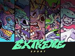 EX-SERIES极限运动