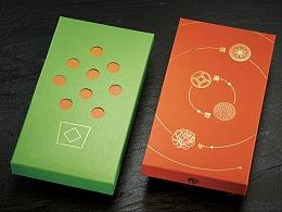 香港合子品牌設計作品   好年好禮利是封