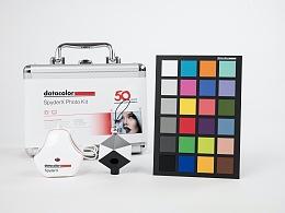 设计师的色彩魔盒-德塔颜色Datacolor正式发布五十周年纪念摄影套箱