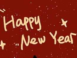 momo祝你新年快乐