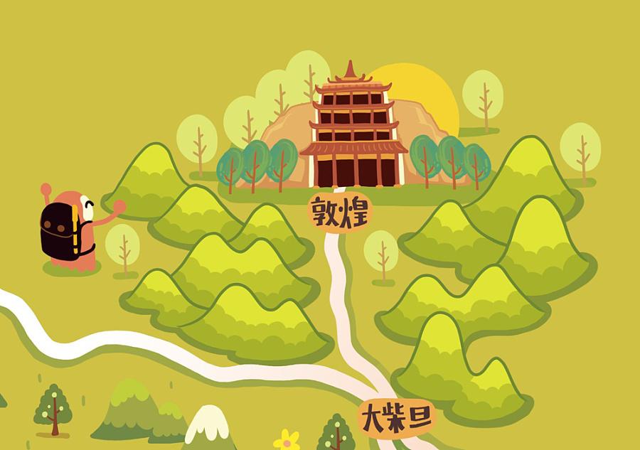 林p酱最新q版地图之★大西藏篇