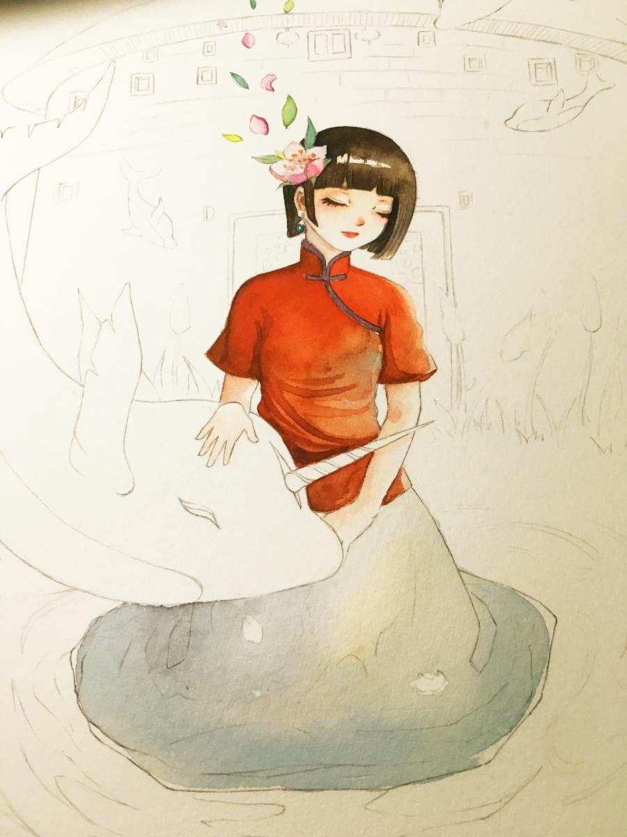 大鱼海棠.椿