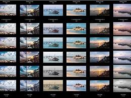 《万山后期》——丰鸽摄影