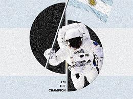 阿根廷必胜