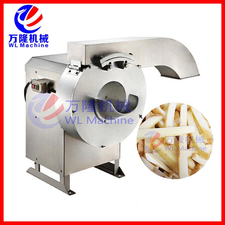 台湾薯条机 高速切薯条机 自动切芋条机 红薯切片机