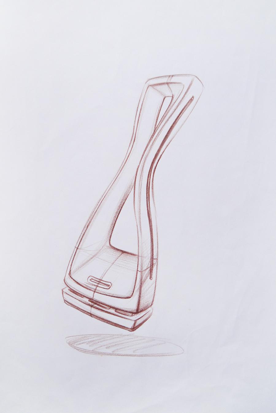 【设计手绘】彩铅手绘效果图|电