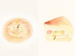 《蓝色抒情曲》- 面包系列