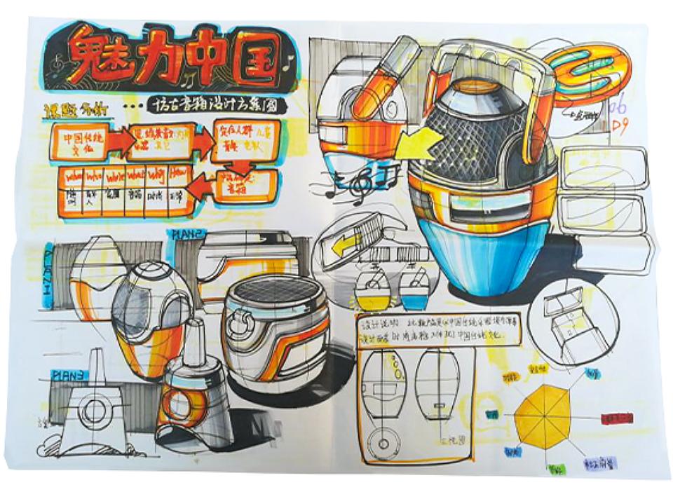 产品手绘|工业/产品|其他工业/产品|haha的ui设计