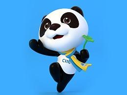 吉祥物 熊猫