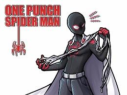 一拳超人+蜘蛛侠=?