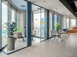 非正式、体验式、社交型办公空间设计