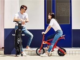mo2摩图北京stigo电动车创意精拍