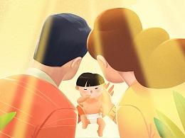 奥海恩丨妈妈有力气 宝宝有活力