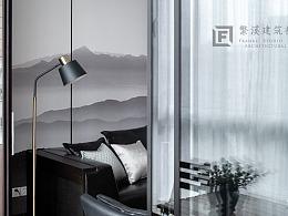 山东淄博曦园家装设计-室内空间摄影