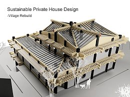 Sustainable Private House 私人住宅设计