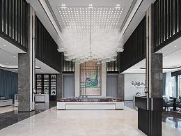 石榴地产安徽蚌埠售楼部 I 专业建筑空间摄影