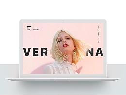 VERO MODA 首页-详情页设计