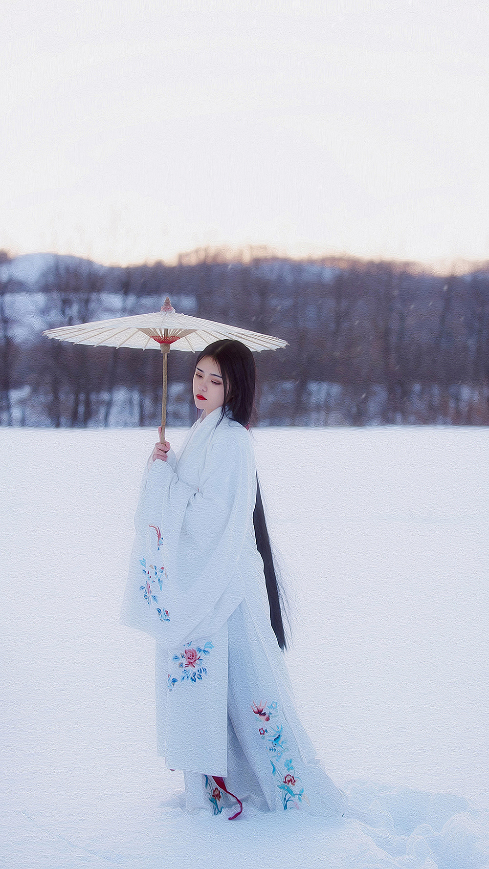 超清千山暮雪动感剧照刘恺威